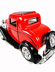 cheap -Toys Car Toys Metal Red Leisure Hobby