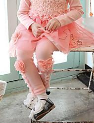 economico -Pantaloni Bambina Per uscire Casual Cotone Collage Inverno Primavera Autunno