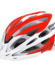 Sports Unisex Bike Helmet 31 Vents Cycling Cycling Mountain Cycling Road Cycling Recreational Cycling L:58-61CM PC EPS Red Gray Black Blue