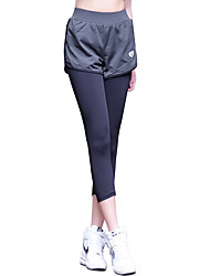cheap -Women's Running Tights / Gym Leggings Sports Modal Leggings / Clothing Suit Yoga, Fitness, Gym Activewear Quick Dry, Breathable High Elasticity