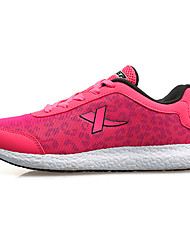 billiga Sport och friluftsliv-X-tep Dam Sneakers EVA Löpning Slitsäker Gummi Svart / Röd / Grön