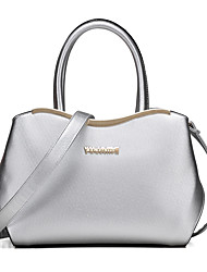 Women Bags All Seasons PU Shoulder Bag for Event/Party Casual Formal Outdoor Silver Dark Blue Purple Fuchsia Light Blue