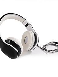 KEEKA Y-4 Casques (Bandeaux)ForLecteur multimédia/Tablette Téléphone portable OrdinateursWithAvec Microphone DJ Règlage de volume Radio