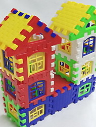 cheap -Building Blocks Toys Square Large Size Plastic Boys' Girls' Pieces