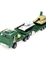 preiswerte -Spielzeug-Autos Spielzeuge Militärfahrzeuge Spielzeuge Einziehbar LKW Metal Klassisch & Zeitlos Schick & Modern 1 Stücke Jungen Mädchen