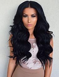 дешевый на продажу тело волны длинной бразильском человека девственница волос оптовые бесклеевой полный парик шнурка для черной женщины