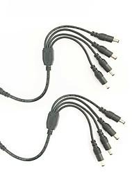 Недорогие -Адаптер 1-клавишный выключатель 1 Устройства защиты от перенапряжений