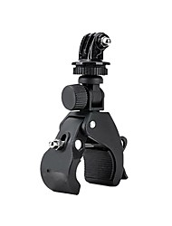 cheap -TELESIN Camera Handlebar Seatpost Clamp Roll Bar Mount Mounting Adapter for GoPro Hero