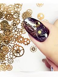 cheap -1set Nail Jewelry Decoration Kits Metallic Fashion High Quality Daily
