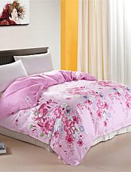 Duvet Cover Floral 1 Piece Cotton Reactive Print Cotton 1pc Duvet Cover