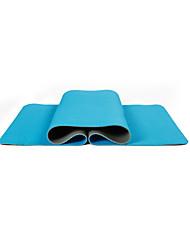 baratos -Yoga Mats Sem Cheiros Amiga-do-Ambiente TPE 6 mm para