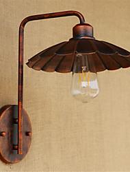 cheap -AC 110-130 AC 220-240 LED 4W E26/E27 Creative Retro Modern Popular Modern Bedroom Bedside Hotel RH Simple Iron Lamp