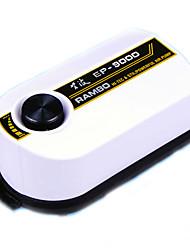 Недорогие -Аквариумы Воздушные насосы Бесшумно Энергосберегающие пластик 220.0V