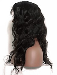 cheap -Body Wave Wigs Lace Front Human Hair Wigs Mongolian Remy Hair Natural Hairline With Baby Hair For Black Women