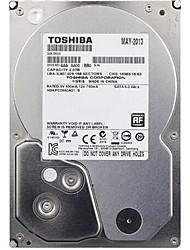 Недорогие -Toshiba 1TB Настольный жесткий диск 7200rpm SATA 3.0 (6 Гбит / с) 32Мб кэш 3.5 дюймов-DT01ACA100