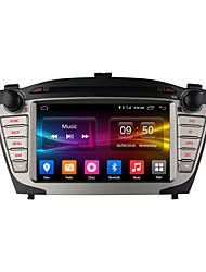 ownice c500 de 7 polegadas de tela HD 1024 * 600 quad core gps android 6.0 DVD do carro para Hyundai ix35 tucson 2009-2015 suporte 4G LTE