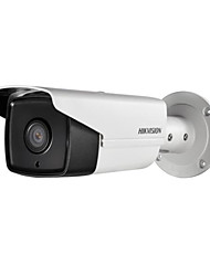 abordables -Hikvision® ds-2cd2t42wd-i8 Cámara del IP del mp 4.0 mpd 120db wdr dnr 3d 12v dc & poe (plug and play impermeable de la noche del día)