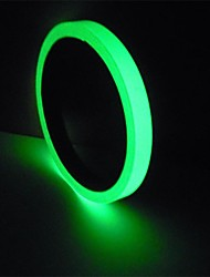 1Pcs   1Cm*10M Luminous Tape Glow In The Dark  Safety Stage Home Decorations Self-Adhesive