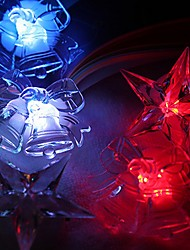 cheap -1Pc LED Night Light Lamp Decoration Gift Snowflake Star Butterfly Ramdon Color