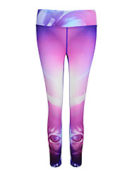 Women's Running Pants Quick Dry Breathable Leggings Bottoms for Yoga Exercise & Fitness Running Modal Polyester Slim S M L XL XXL