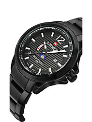 cheap -Men's Sport Watch Dress Watch Fashion Watch Wrist watch Mechanical Watch Quartz Alloy Band Charm Casual Multi-Colored