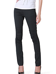 Women's Black Skinny Pants , Vintage/Bodycon/Casual/Party/Work/Plus Sizes