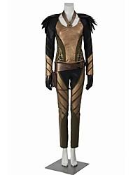 abordables -Súper Héroes Cosplay Disfrace de Cosplay Ropa de Fiesta Baile de Máscaras Accesorios de Halloween Cosplay de películas  Top Pantalones
