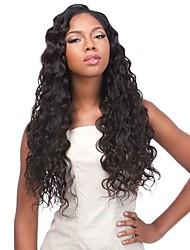 7а горячей продажи бразильские человеческие волосы девственные свободная волна бесклеевой полный парик шнурка с оптовой волос младенца для