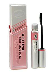 1Pcs Black Ink Alobon 3D Fiber Lashes Mascara Individual Curl Eyelash Extension Colossal Mascara Volume Express Makeup 12Ml