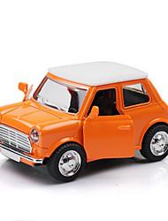 Недорогие -Классическая машинка Автомобиль Выдвижной Классический и неустаревающий Изысканный и современный Мальчики Девочки Игрушки Подарок / Металл