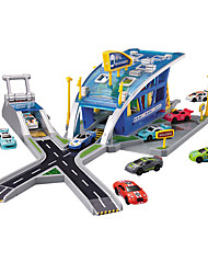 cheap -Parking Garage Toy Set Race Car Car Creative Multifunction Classic High Quality Boys'