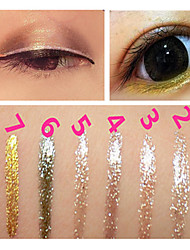 cheap -1Pcs Women Shiny Long Lasting Eye Liner Waterproof Makeups Eyeliner Liquid Beauty Cosmetic Tool Gift For Girls