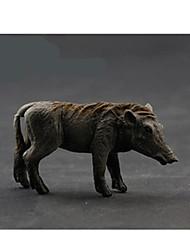 cheap -Pretend Play Toys Pig Horse Lion Zebra Animals Novelty Plastic Boys' Pieces
