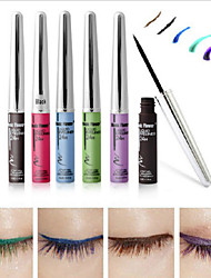 cheap -1Pcs Sexy Colorful Eyeliner Waterproof Liquid Beauty Make Up Eye Liner Pencil Pen