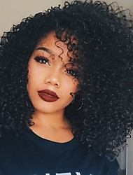 New Style Full Lace Human Hair Wigs For Women 130% Density 100% Brazilian Vrigin Kinky Curly Human Hair Wig With Baby Hair