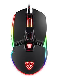 cheap -motospeed Wired Gaming Mouse DPI Adjustable Backlit Programmable 500/800/1000/1500/2000/3000/4000/5000