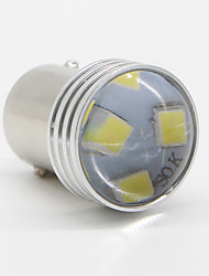 10pcs 1156 BA15s 382 P21W conduit 2835brake inverse clignotant ampoule indicateur de brouillard 12v