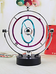 cheap -1 PC Color orbital electrodeless magnetic instrument perpetual wiggler magnetic swing ball office decoration