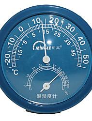 Недорогие -случайный цвет мина высокой th108 бытовые температуры в помещении и влажности метр мини температура гигрометр педантичность