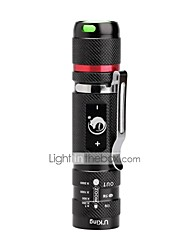 cheap -U'King LED Flashlights / Torch LED 1500 lm 3 Mode Cree XP-E R2 Zoomable Adjustable Focus Camping/Hiking/Caving Everyday Use Multifunction
