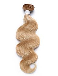 preiswerte -Indisches Haar Große Wellen Menschliches Haar Webarten 1 Stück 0.085