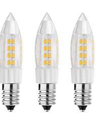 4W E14 G9 G4 Luci LED Bi-pin T 44 leds SMD 3528 Decorativo Bianco caldo Luce fredda 450lm 3000 6000K AC 220-240V