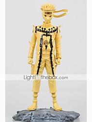 Anime Action-Figuren Inspiriert von Naruto Naruto Uzumaki PVC 25.5 CM Modell Spielzeug Puppe Spielzeug