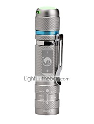 U'King Torce LED LED 1500 Lumens 3 Modo Cree XP-E R2 Batterie non incluse Messa a fuoco regolabile Zoom disponibile per