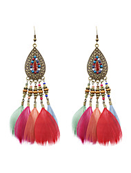 cheap -Women's Drop Earrings - Stylish Black Coffee Rainbow Earrings For Wedding Party Special Occasion Party / Evening Daily Casual Sports