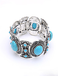 cheap -Others Chain Bracelet - Bohemian Blue Bracelet For Christmas Gifts Wedding Party