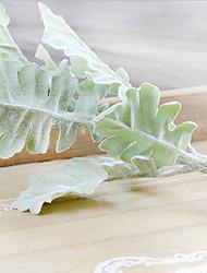 cheap -High Simulation Green Plants Artificial Flower