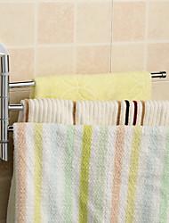 cheap -Towel Bar Modern Brass 1 pc - Hotel bath 3-towel bar