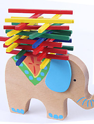 cheap -Stacking Game / Stacking Tumbling Tower Elephant Novelty / Balance 1pcs Kid's Boys'