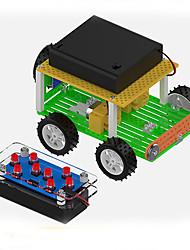 cheap -Toys For Boys Discovery Toys DIY KIT Car Metal ABS Rainbow